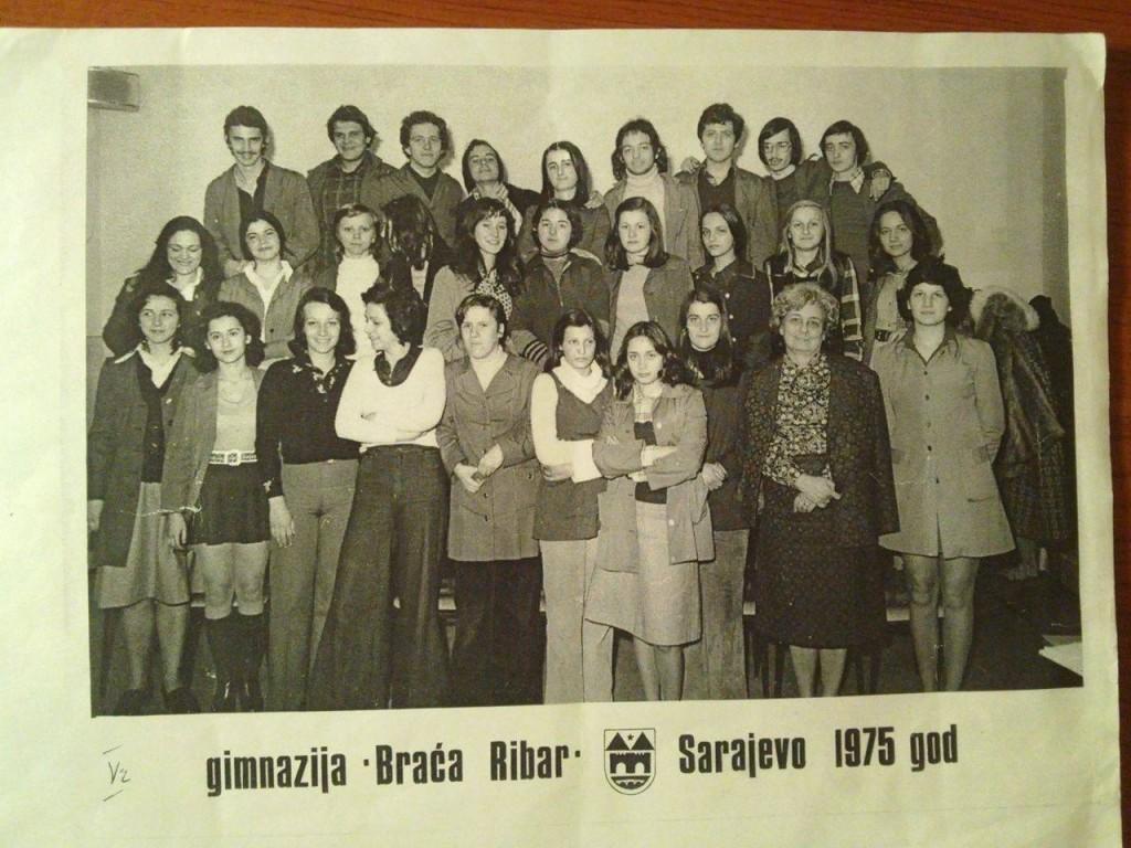 Slika razreda IV 2