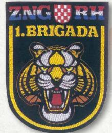 1. Gardijska brigada Tigrovi_grb