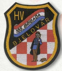 105. brigada HV Bjelovar