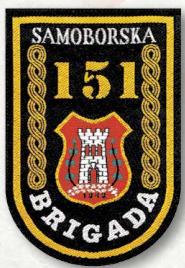 151. Samoborska brigada_Samobor
